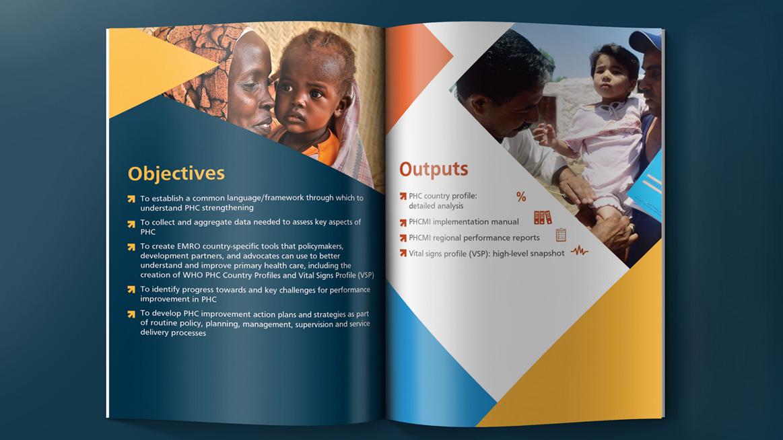 PHC brochure