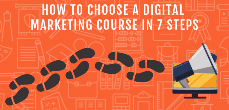 How To Choose a Digital Marketing Course