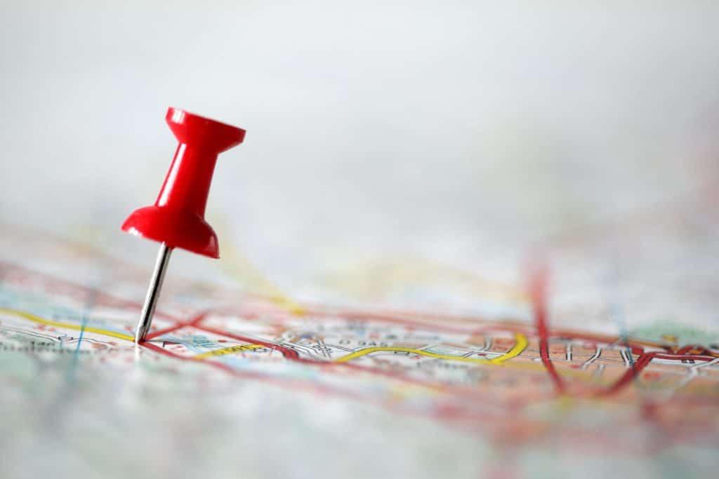 targeting location